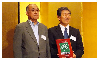 東北電力電化普及協力として4期連続で「優秀販売店」の表彰